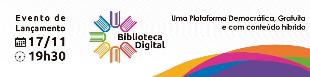 Lançamento Biblioteca Digital