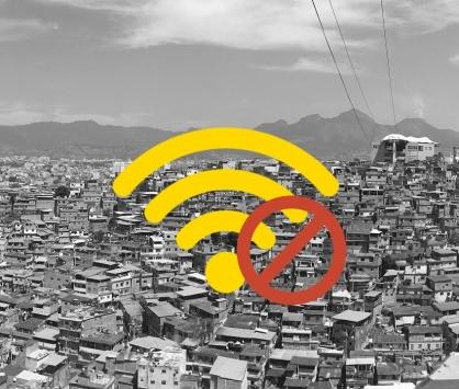 Precariedade do acesso à internet prejudica estudantes  nas regiões mais pobres do país