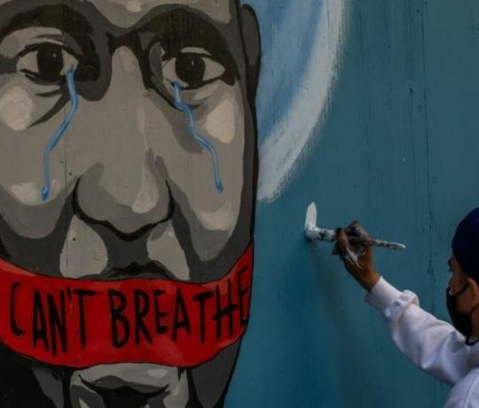 Vidas Negras Importam: o homicídio de George Floyd leva à onda de protestos contra o racismo estrutural