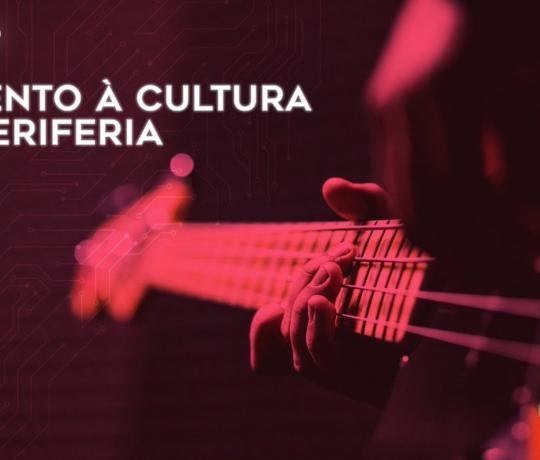 SP: Secretaria Municipal de cultura abre inscrições para a 6ª Edição de Fomento à Cultura da Periferia