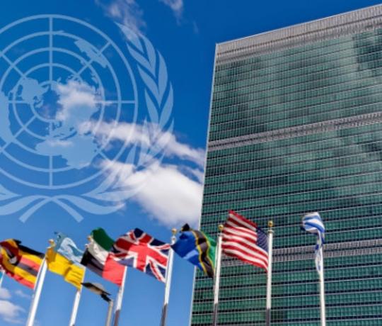 Dia 24 de outubro é comemorado o dia da ONU