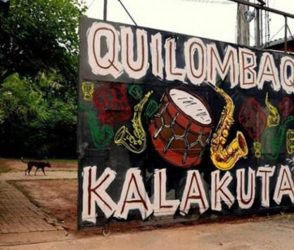 #FicaQuilombaque: Comunidade cultural realiza campanha para permanecer em sua sede