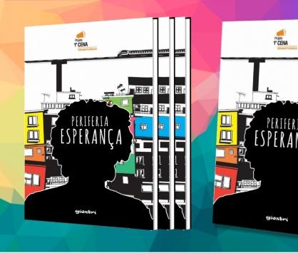 Release - Lançamento da obra 1ª CENA Dramaturgias - Periferia Esperança